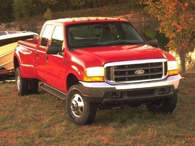 1999 Ford F-350 Truck Crew Cab