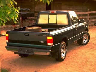 1999 Ford Ranger Truck Regular Cab