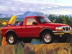 1999 Ford Ranger XLT Truck Regular Cab