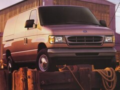 1999 Ford E-150 Commercial Cargo Van