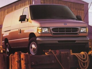 Used 1999 Ford E-150 Wagon Cargo Van Great Falls, MT
