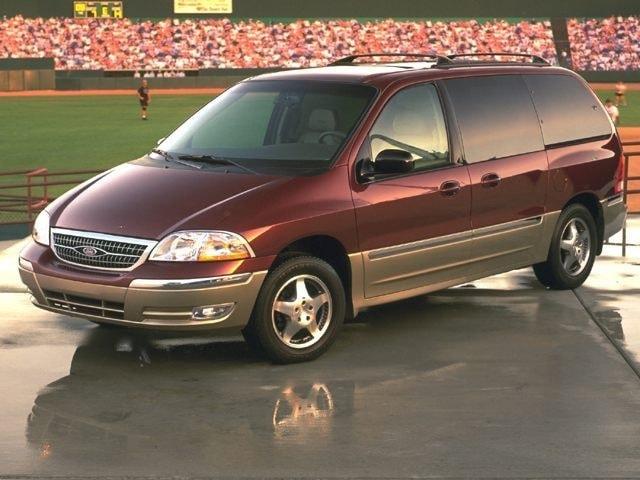 1999 Ford Windstar SE Van