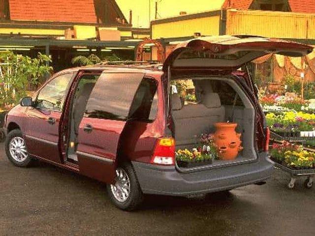 1999 Ford Windstar LX Wagon