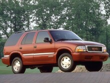 1999 GMC Jimmy SUV