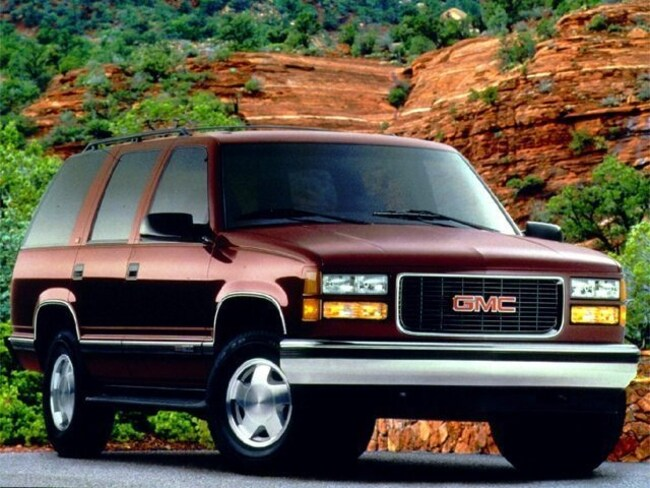 Used 1999 GMC SUV for sale in Cooperstown, ND
