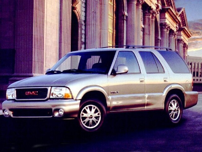 1999 GMC Envoy 4x4 SUV