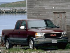 1999 GMC Sierra 1500 New Ext Cab 143.5 WB SLE Extended Cab Pickup