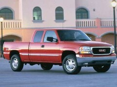 1999 GMC Sierra 2500 Extended Cab Long Bed Truck