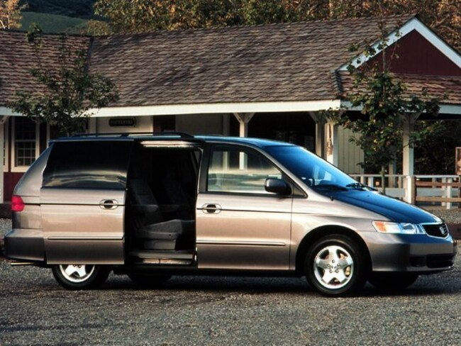 1999 Honda Odyssey EX Van for sale in Sanford, NC at US 1 Chrysler Dodge Jeep
