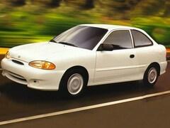 1999 Hyundai Accent L Hatchback