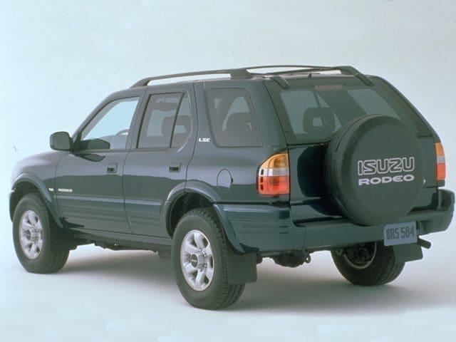 1999 Isuzu Rodeo LS LS 3.2L Auto
