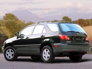 Pre-Owned 1999 LEXUS RX 300 Base SUV JT6GF10U5X0022602 for Sale in Bend, OR