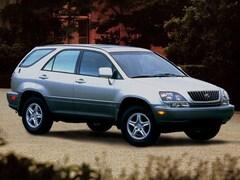 1999 LEXUS RX 300 Luxury SUV SUV