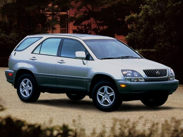 Used 1999 LEXUS RX 300 AUTO for sale near Austin, TX In