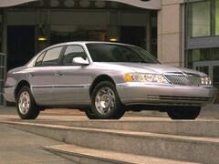 Used 1999 Lincoln Continental 4 Door Sedan Sedan