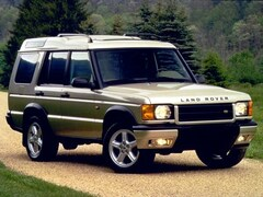 1999 Land Rover Discovery Series II SUV