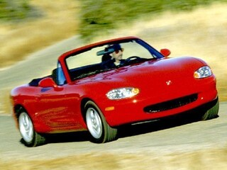 1999 Mazda Miata Base Convertible