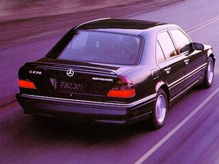 1999 Mercedes-Benz C-Class Kompressor Sedan