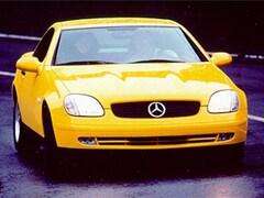 1999 Mercedes-Benz SLK-Class Kompressor Convertible