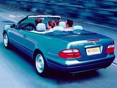 1999 Mercedes-Benz CLK-Class Cabriolet 3.2L