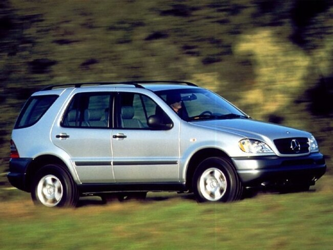 1999 Mercedes-Benz M-Class Base SUV for sale in Sanford, NC at US 1 Chrysler Dodge Jeep