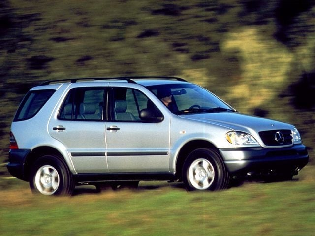 Used 1999 Mercedes Benz M Class Base SUV In Bend, OR