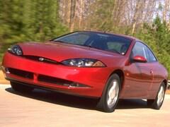 1999 Mercury Cougar Base Coupe