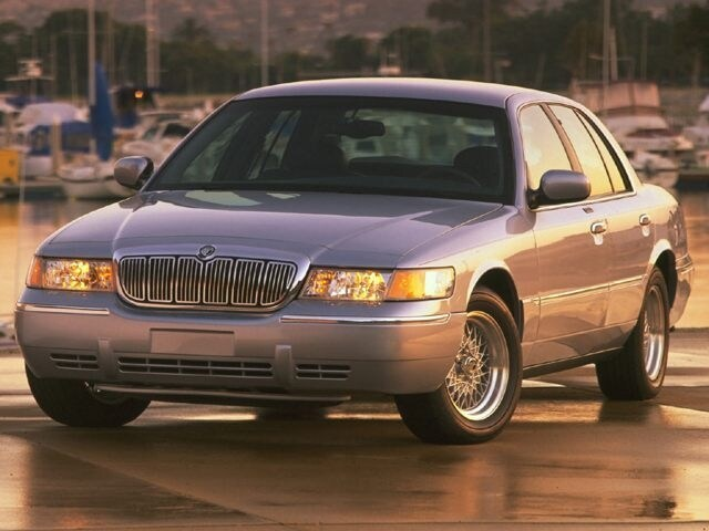 1999 Mercury Grand Marquis GS Sedan