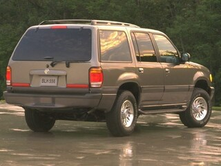 1999 Mercury Mountaineer 4dr 112 WB 4WD SUV