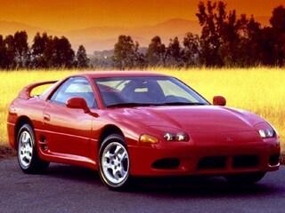 1999 Mitsubishi 3000 GT Base Germain Value Vehicle Coupe