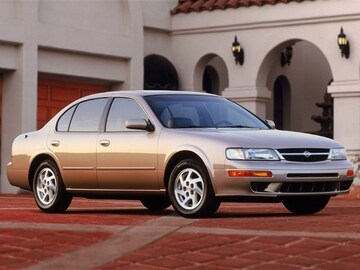 1999 Nissan Maxima Sedan