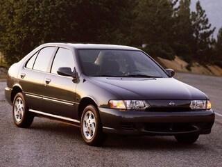 1999 Nissan Sentra Sedan