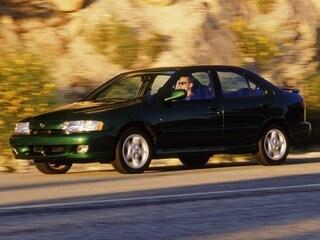 Discounted bargain used vehicles 1999 Nissan Sentra SE-L Sedan 3N1BB41D9XL004169 for sale near you in Murray, UT near Salt Lake City