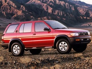 Used 1999 Nissan Pathfinder XE XE  SUV E170834A in Rosenberg, TX