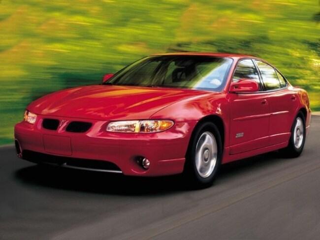 1999 Pontiac Grand Prix GTP Sedan