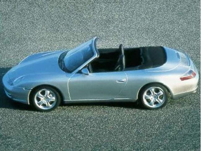 1999 Porsche 911 Carrera 4 Convertible