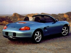 1999 Porsche Boxster Base Convertible