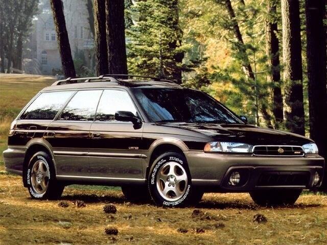1999 Subaru Legacy Wagon OUTB P4051B