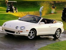 1999 Toyota Celica GT Convertible