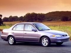 1999 Toyota Corolla LE (A4) Sedan