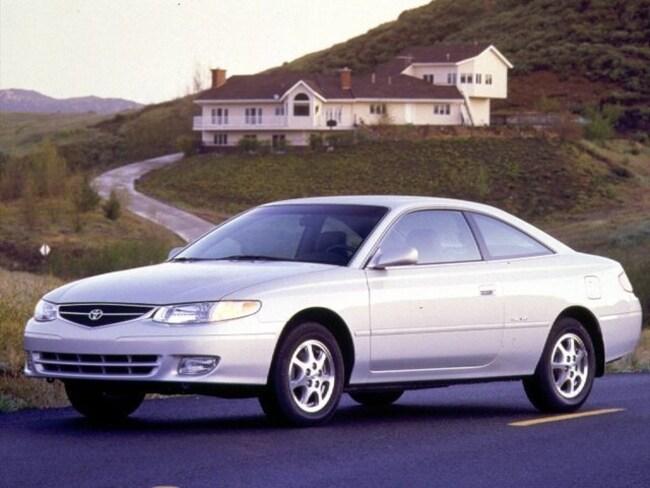 Used 1999 Toyota Camry Solara SE V6 Coupe Medford, OR