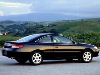 1999 Toyota Camry Solara 2dr Cpe SLE V6 Auto Car