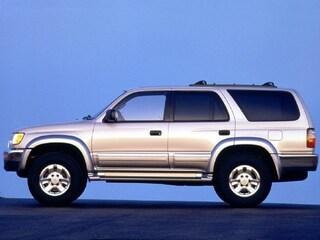Bargain used vehicle 1999 Toyota 4Runner SR5 V6 SUV JT3HN86R2X0241632 for sale near you in Spokane, WA