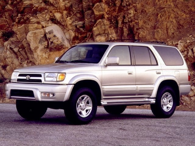 Used 1999 Toyota 4Runner Limited V6 SUV Near Vancouver WA