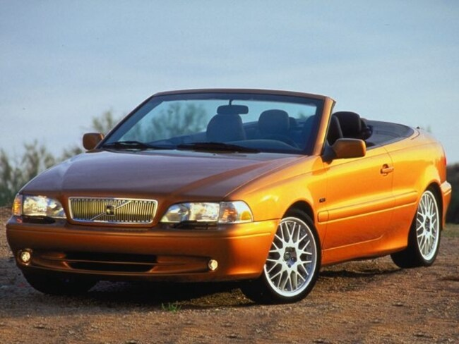Used 1999 Volvo C70 Base Convertible for sale in Cathedral City, CA