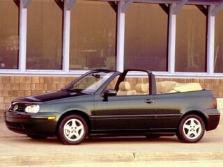 1999 Volkswagen Cabrio GLS Convertible