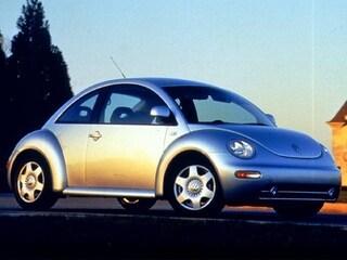 1999 Volkswagen New Beetle GLS GLS  Coupe