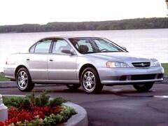 2000 Acura TL 3.2 w/Navigation System Sedan