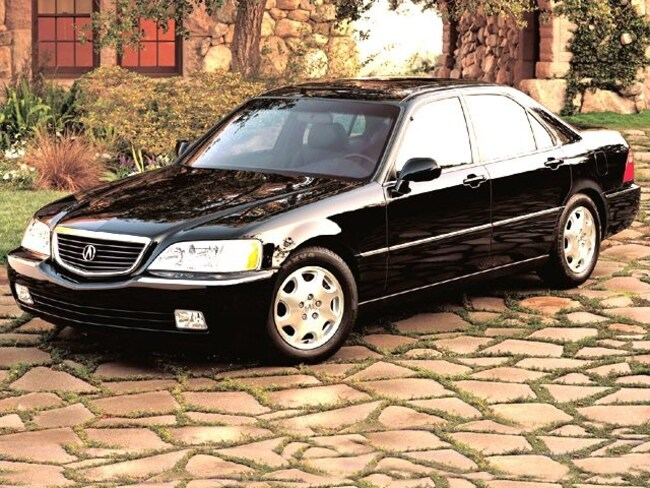 2000 Acura RL 3.5 Sedan