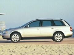 2000 Audi A4 1.8T Avant Quattro Wagon